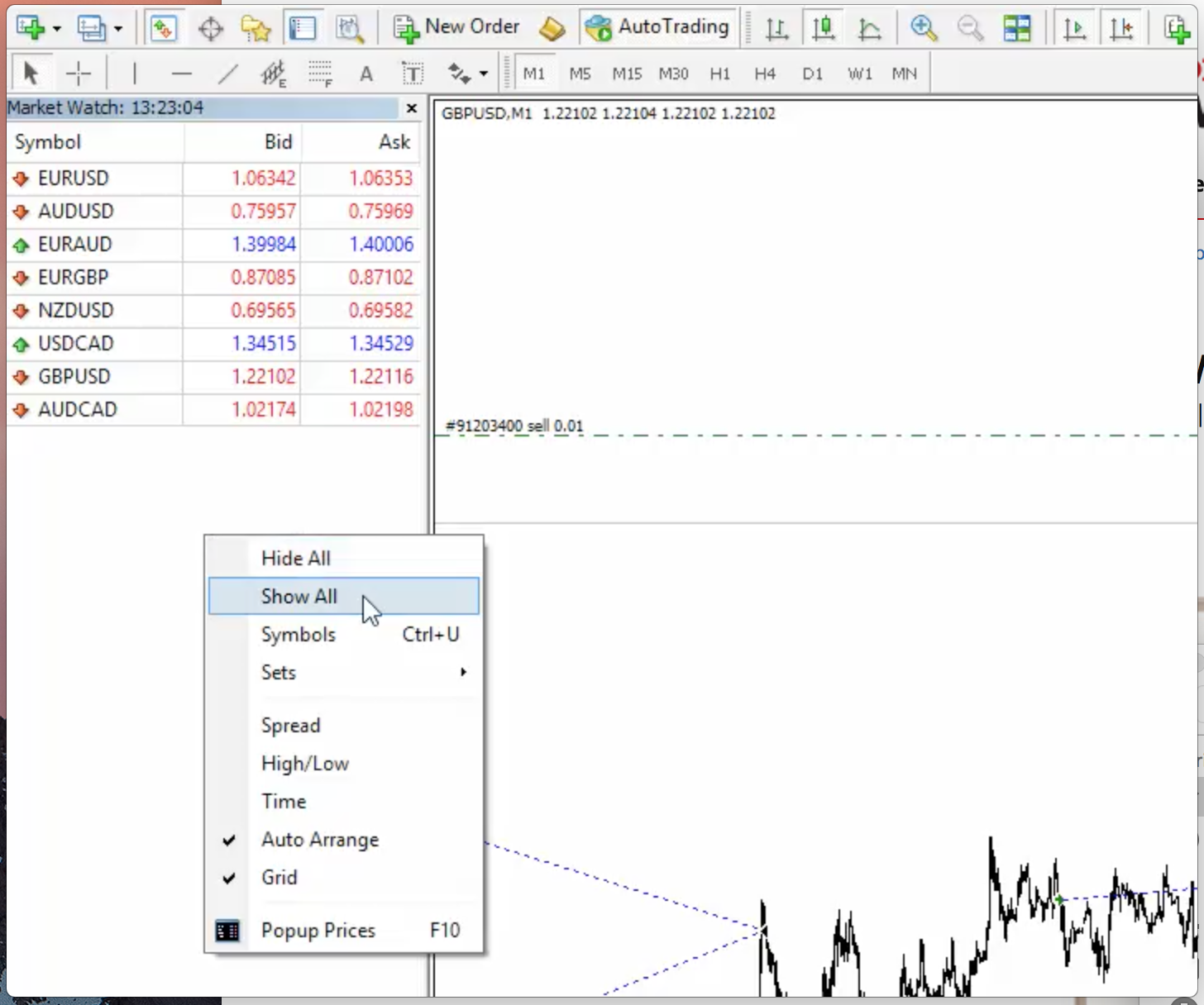 How do I add more currency pairs to MT4? – robbookerhelp